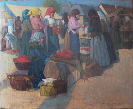 Egri festőművészek
