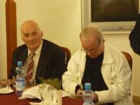 Matyóföld szerkesztősége  a Múzsák Kertjében 2011.04.12. (2)