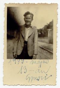 Archív képek a családtól - Feledy Gyula  (1928-2010)  (11)