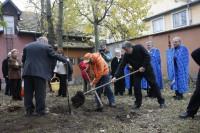 Alapítás, diófa ültetés 2009.11.14. (43)